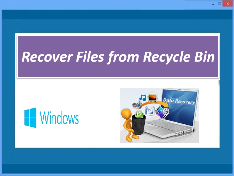 Software to recover files from Recycle Bin